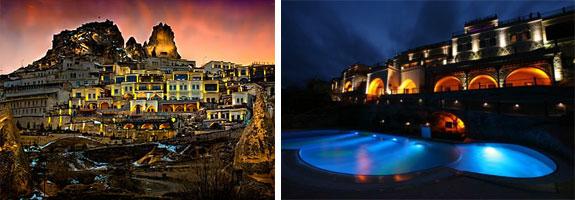 cappadocia cave resort 1 Cappadocias Cave Hotels