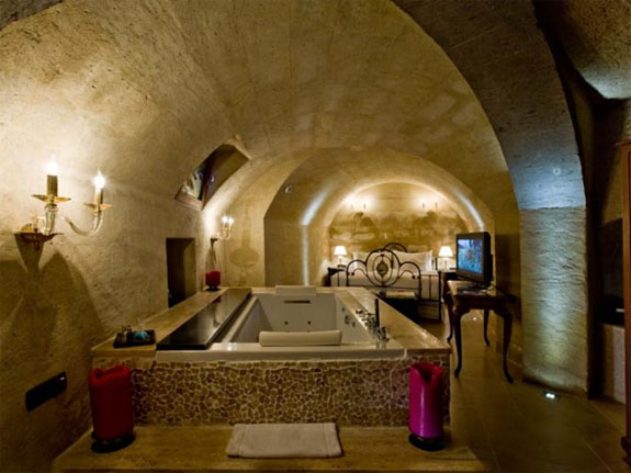 cappadocia cave resort 2 Cappadocias Cave Hotels