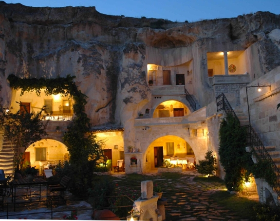 elkep cave hotel turkey Cappadocias Cave Hotels