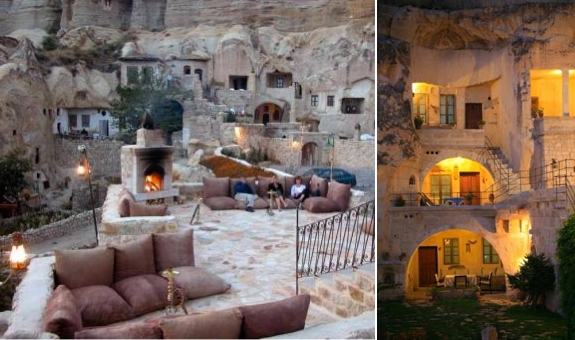 elkep evi cave review cappadocia Cappadocias Cave Hotels
