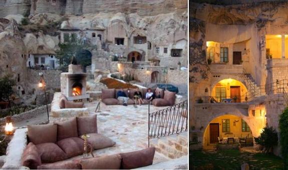 elkep evi cave review cappadocia Cappadocias Cave Hotels