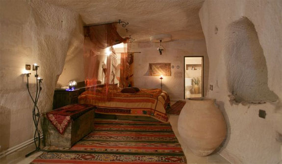 gamirasu cave hotel 2 Cappadocias Cave Hotels