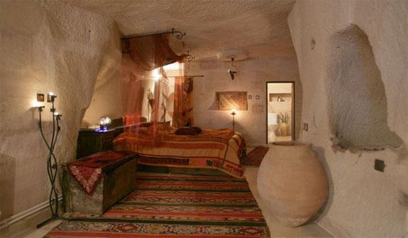 gamirasu cave hotel 2 Cappadocias Cave Hotels