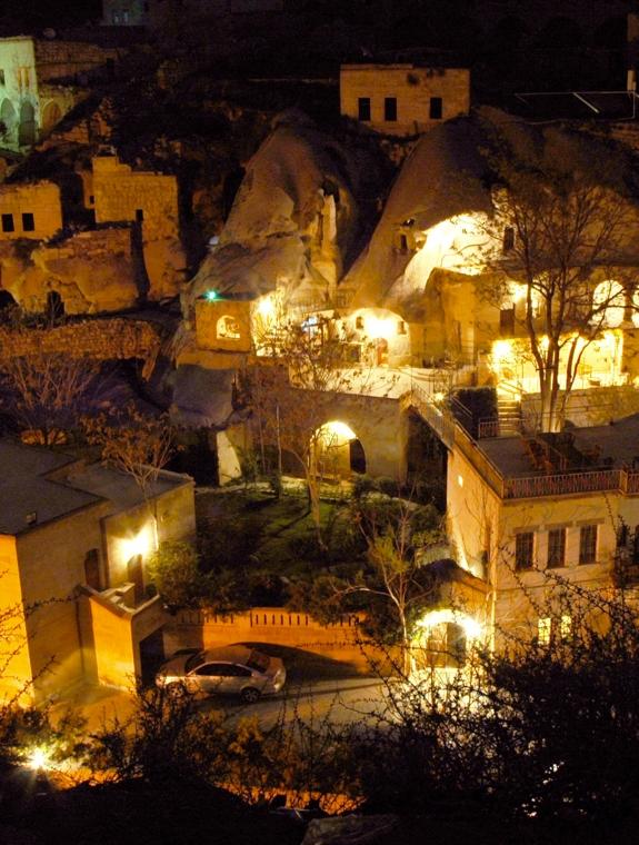 gamirasu cave unusual hotel Cappadocias Cave Hotels