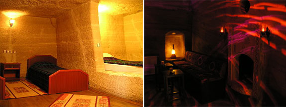 guven cave hostel Cappadocias Cave Hotels