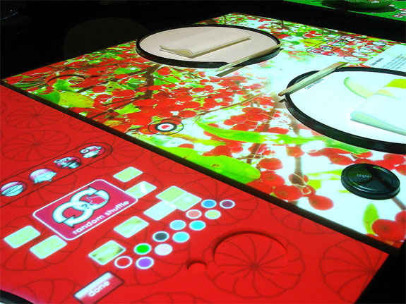 inamo london 4 The London Restaurant with Interactive Tables