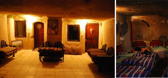 nomad cave hotel Cappadocias Cave Hotels