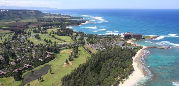 turtle bay 2 LOST Hawaii