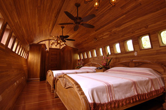 727 hotel 4 The Luxurious Airplane Suite in the Costa Rica Jungle