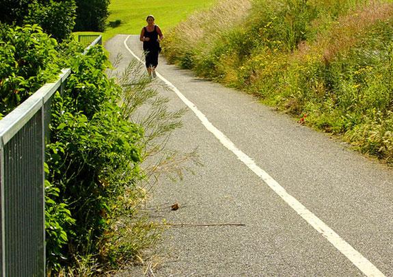 irish run Lose Weight While Traveling: <br>Three Fun & Cool Trips