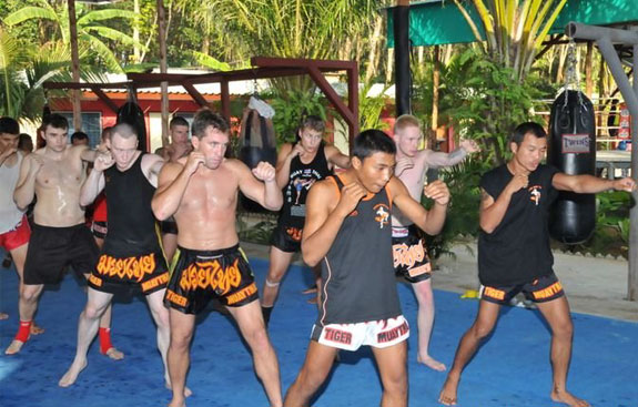 muay thai 1 Lose Weight While Traveling: <br>Three Fun & Cool Trips