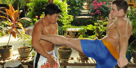 muay thai 2 Lose Weight While Traveling: <br>Three Fun & Cool Trips