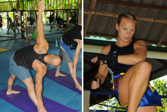 muay thai 4 Lose Weight While Traveling: <br>Three Fun & Cool Trips