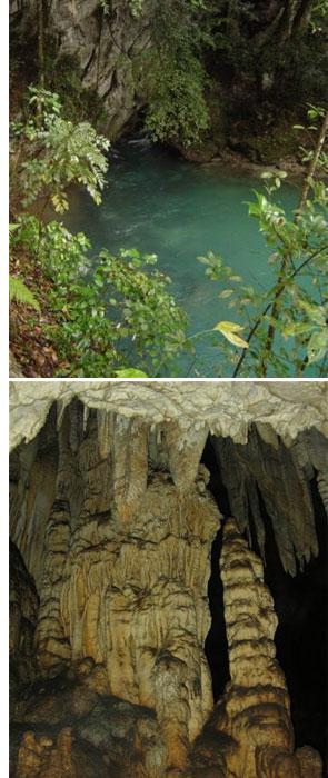bat cave side The Guatemala Bat Cave