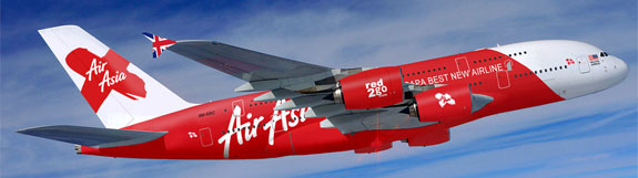 air asia The Budget Airlines of <br>Southeast Asia