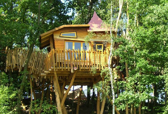 baumhaus treehouse hotel 4 Guten Tag, Treehouse Hotel