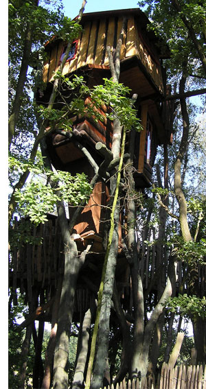 baumhaus treehouse hotel s Guten Tag, Treehouse Hotel