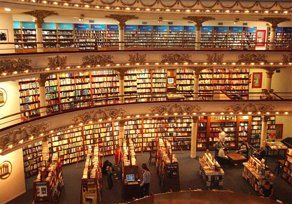 el ateneo 1 The Worlds 6 Coolest Looking Bookstores