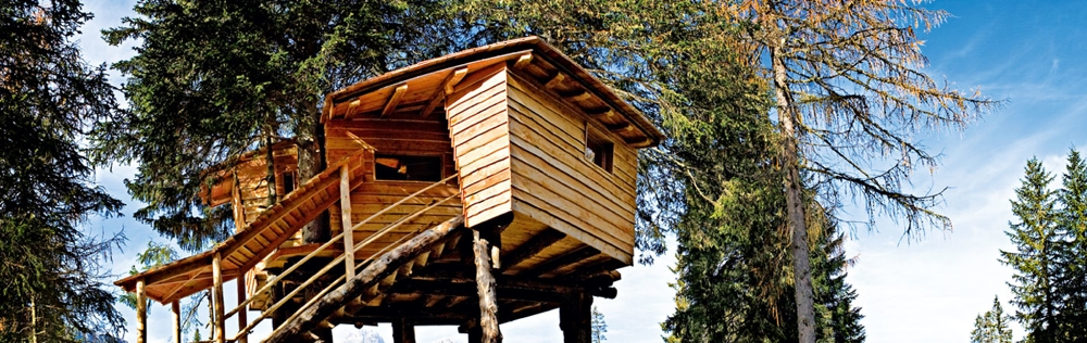 Treehouse Hotels The Baumhaus Hotel In Eastern Germany Spot