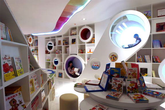 Best Kids Bedroom Ever the world's best bookstores | spot cool stuff: travel
