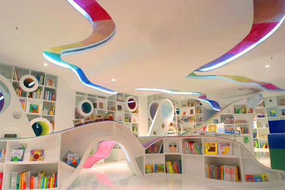 kids republic 2 The Worlds 6 Coolest Looking Bookstores