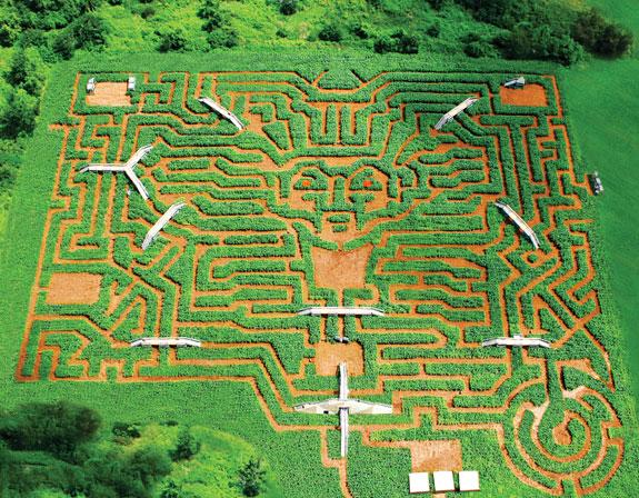 davis mega maze A Maze Ing