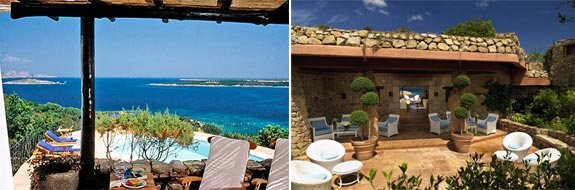 sardinia hotel pitrizza 2 The 3 Most Posh (and Expensive) Sardinia Suites