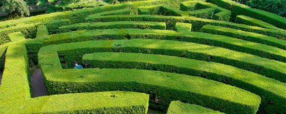 venice maze 1 A Maze Ing