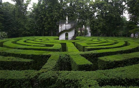 venice maze 2 A Maze Ing