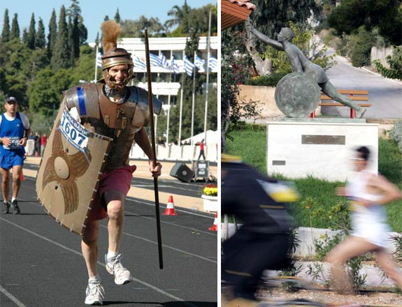 athens marathon 1 Europes 6 Best Running Events