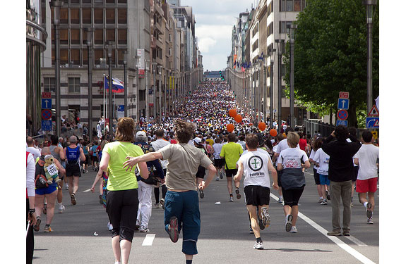 brussels marathon Europes 6 Best Running Events