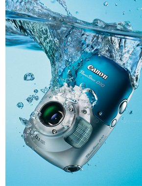canon d10 s The Best Cameras for Travel