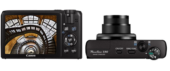 canon s90 1 The Best Cameras for Travel