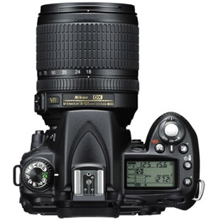 nikon d90 s The Best Cameras for Travel