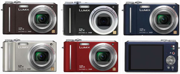 panasonic dmc zs3 1 The Best Cameras for Travel