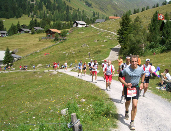 swiss alphine marathon 2 Europes 6 Best Running Events