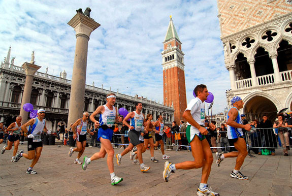 venice marathon 1 Europes 6 Best Running Events