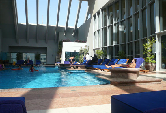 dusit dubai 2 5 Luxurious Airport Hotels