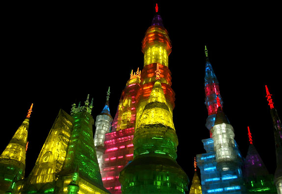 harbin ice 10 Chinas Amazing Snow & Ice Festival