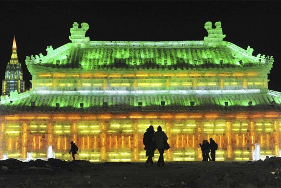 China's Amazing Snow & Ice Festival