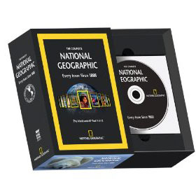 natgeo dvd rom 10 Superb Gifts For Travelers