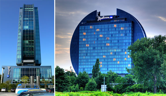 radisson frankfurt 5 Luxurious Airport Hotels