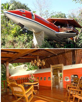 travel unusual hotels s Best of Spot Cool Stuff 2009: Unusual Hotels