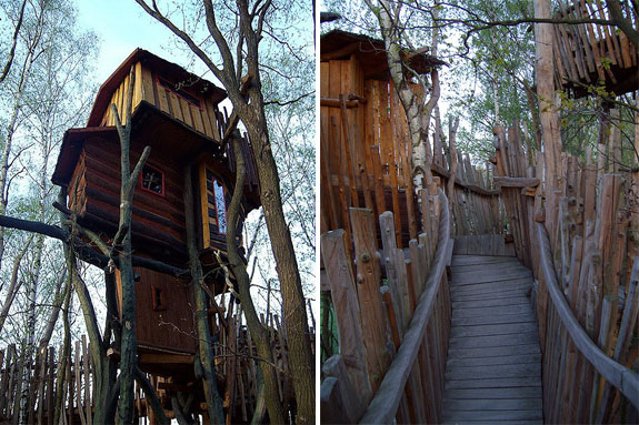 usual treehouse hotel Best of Spot Cool Stuff 2009: Unusual Hotels
