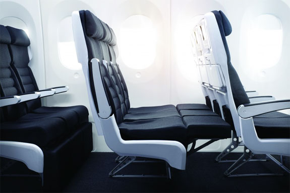 air nz skycouch 1 Air New Zealand To Offer Lie Flat Economy Service