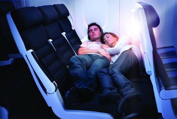 Air New Zealand To Offer Lie-Flat Economy Service
