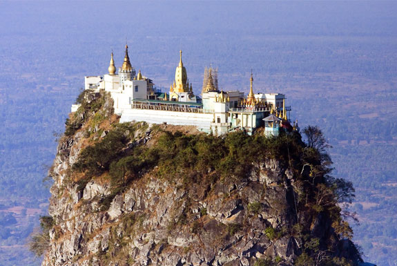 5 Temples &#038; Monasteries <br />on Perilous Cliff Sides