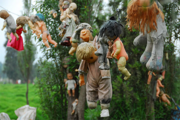 island of dolls mexico 2 The Creepiest Place on the Planet