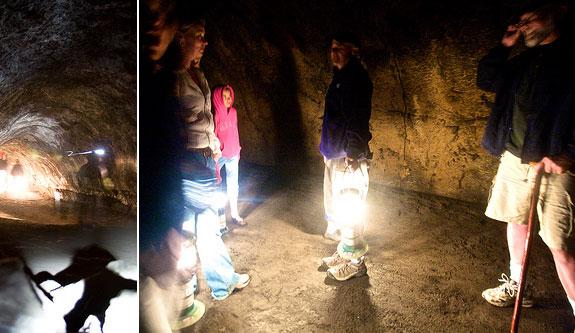 lava cave 2 5 Fabulously Odd Oregon Roadside Attractions