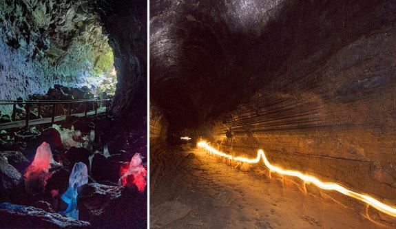 lava cave 3 5 Fabulously Odd Oregon Roadside Attractions
